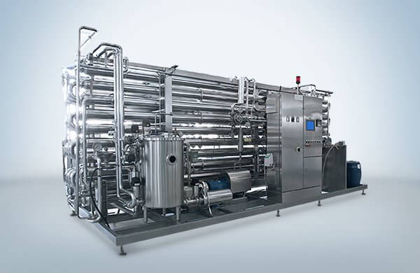 TUBULAR PASTEURIZATION SYSTEMS
