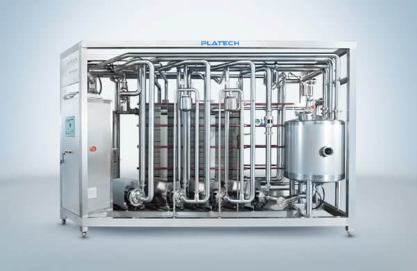 PLATE PASTEURIZATION SYSTEMS